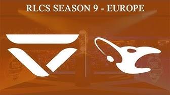VEL vs Mouz | Veloce Esports vs Mousesports | RLCS Season 9 - Europe (9th Mar 2020)