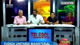Reinstitucionalización Educativa Forzosa en el Estado Sucre Venezuela