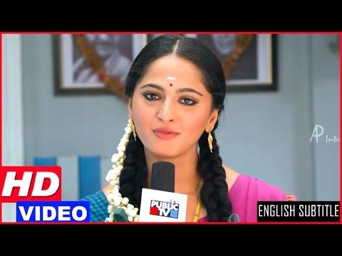 Lingaa Tamil Movie Anushka Shetty Scenes Compilation   Rajinikanth   Sonakshi Sinha   K S Ravikumar thumbnail