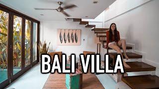Gambar cover BALI VILLA TOUR VLOG | 2019