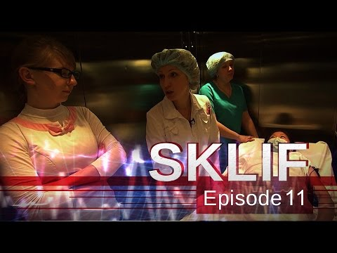 Sklif (E11) Overwork lands a 22-year-old woman in an organ transplant department.