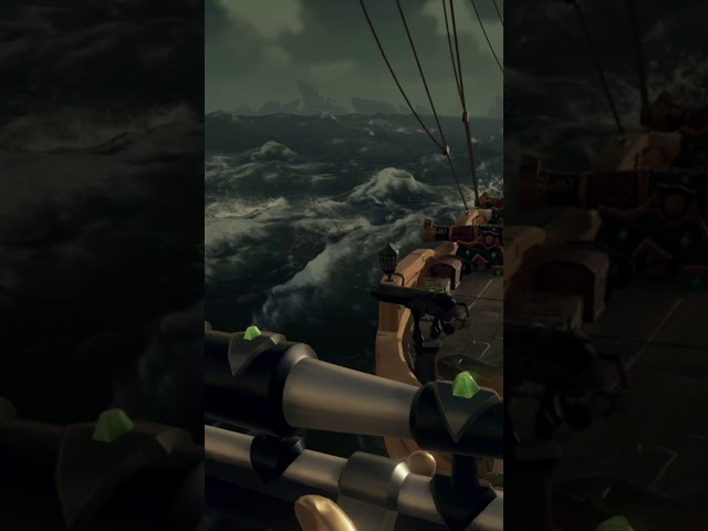 I'M FLOATING | SEA OF THIEVES #Shorts