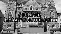 5 Helsingin kuuluisinta kummitustaloa