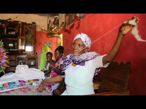 Ethiopia's small-holder cotton farmers, weavers and handmade Ethiopian traditional cloth makers thumbnail