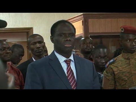 Burkina Faso: Michel Kafando, nouveau président intérimaire
