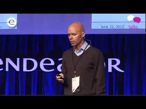 Mike Cassidy en Experiencia Endeavor 2012