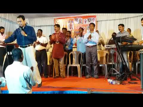 Br Suresh Babu Malayalam Christian Message ( Pothencode Convention)