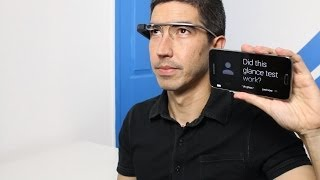 Google Glass Software Update 18.1 Overview