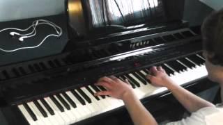 Ta main Gregoire cover piano
