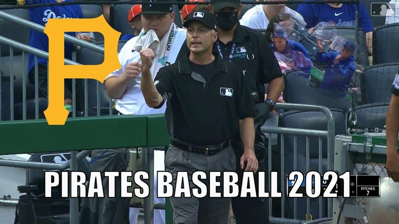 Pirates Baseball 2021 - Part Two