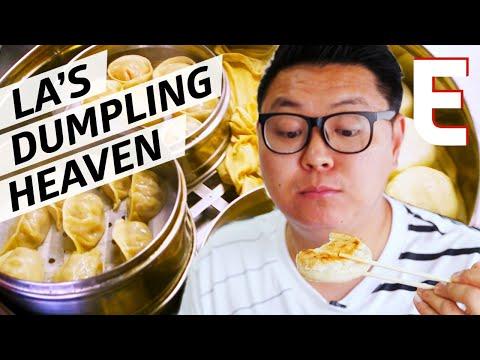 A True Dumpling Feast at LA's Dumpling House — K-Town