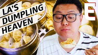 A True Dumpling Feast at LA's Dumpling House - K-Town