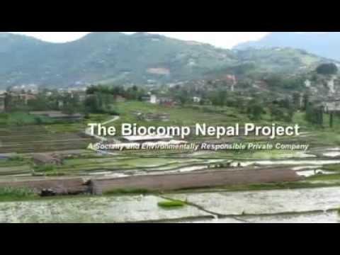 Field Farmers Waste and Biocomp-Nepal