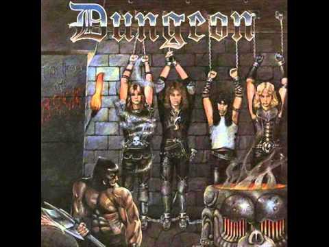 Dungeon - 1985 - Fortress Of Rock (FULL ALBUM) [Heavy/Power Metal]