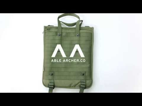ABLE ARCHER MapCase - Flap Removal