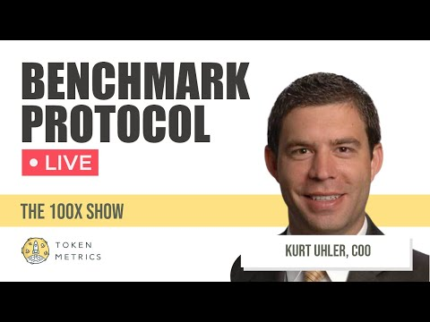 Hedging Crypto Market Risk With DeFi | Benchmark Protocol (MARK) News and Updates | 100x Show