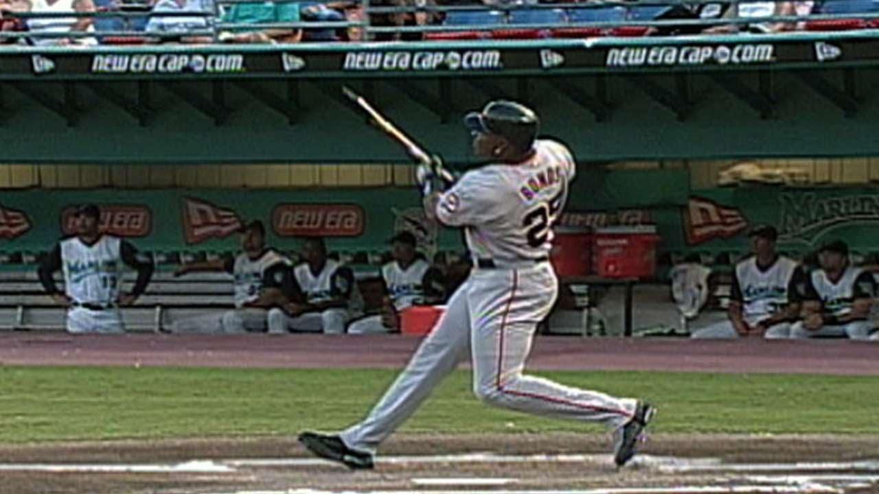 The History of Broken-Bat Long Balls | NBC Sports Washington