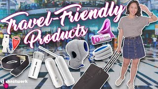 Travel-Friendly Products - Tried and Tested: EP168