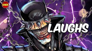 "Who is DC Comics ""The Batman Who Laughs?"" Perfectionist Psychopath"