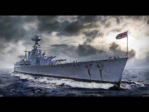 How Did The Bismarck Manage To Sink HMS Hood So Quickly? | Full Documentary