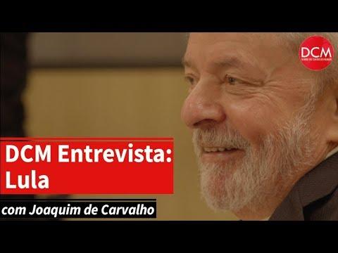 ESPECIAL - A íntegra da entrevista de Lula ao DCM e à Tutameia