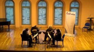 Cuarteto Aguilar - La Oración del Torero, Joaquín Turina