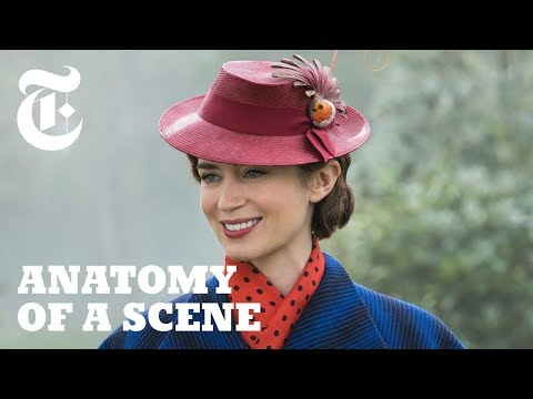 Watch Emily Blunt Sing With Animated Birds in 'Mary Poppins Returns' | Anatomy of a Scene Mp3