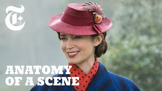 Watch Emily Blunt Sing With Animated Birds in 'Mary Poppins Returns' | Anatomy of a Scene