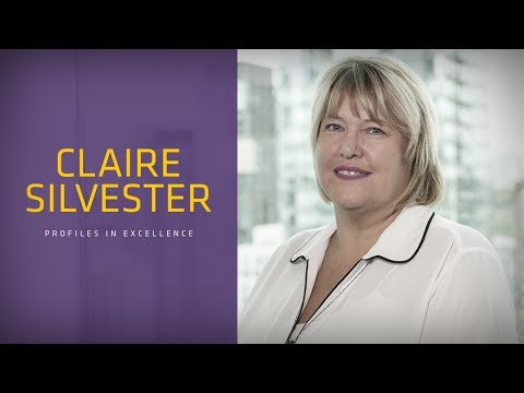Human Resources Profiles in Excellence - Claire Silvester, CHRE