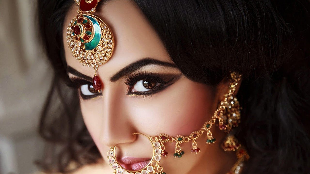 best pakistani bridal makeup 2016 - youtube