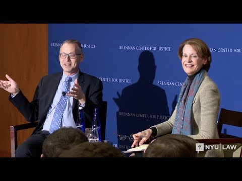 The Legacy of Justice Scalia: Rick Hasen in Conversation with Joan Biskupic