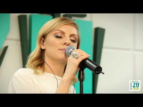 Alexandra Stan - Be the one (live on Radio ZU)