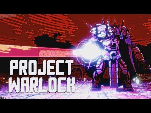Первый босс // Project Warlock #3