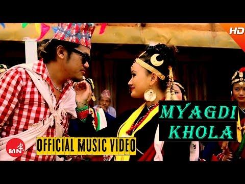 New Nepali Salaijo Song 2073    Myagdi Khola - Balchandra Baral/Krishna Pariyar   Anjuli Music