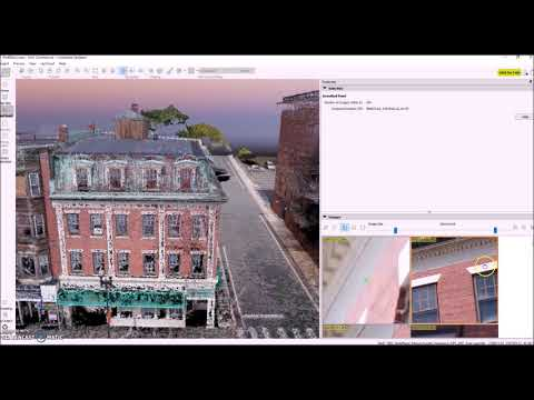 Drones and Pix4D (Free Version) for Facade Inspections