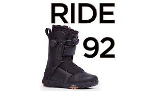 Ride 92 Snowboard Boot