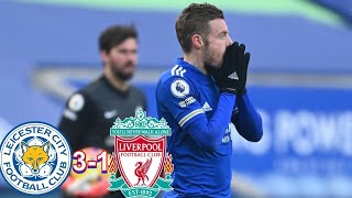 Leicester 3-1 Liverpool PLAYER RATINGS