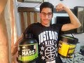   My Experience With ON's SERIOUS MASS   My Review on Muscle Blaze MASS GAINER XXL  