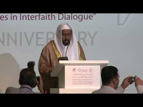 10th Doha Conference for Interfaith Dialogue Opening Session