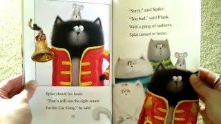 Splat the Cat with a Bang and a Clang Read Along