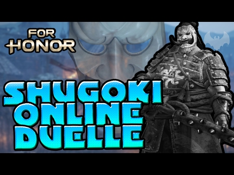 SHUGOKI ONLINE DUELLE - ♠ FOR HONOR ♠ - Deutsch German - Dhalucard