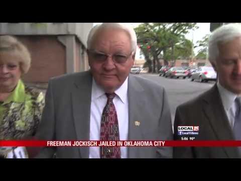Freeman Jockisch in Federal Prison