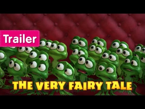 Masha and the Bear - The very fairy tale (Trailer) New episode coming soon!