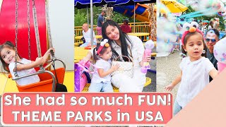 Isabella had so much Fun!! [US Vlog]