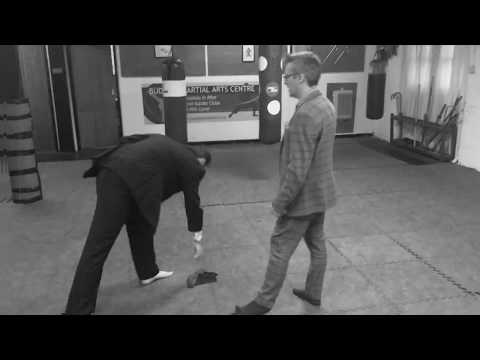 A short demonstration film by Haworth Industrial Bartitsu Club