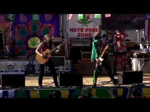 HEART BY HEART 'MISTRAL WIND'  OFFICIAL HEMPFEST BROADCAST 2014