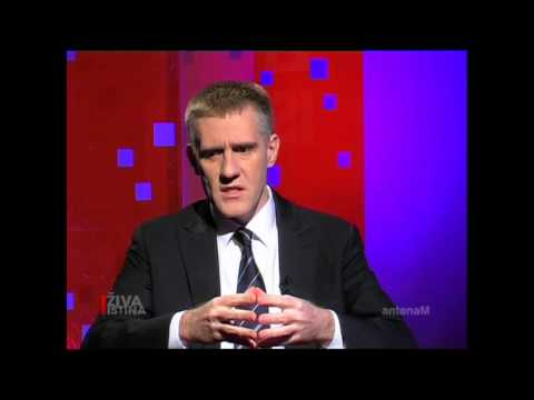 Živa istina, Gost: Igor Lukšić, RTV Atlas