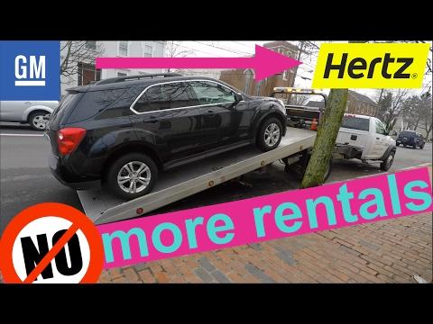 Towed my Rental! No More Rentals for me! Lyft Rental