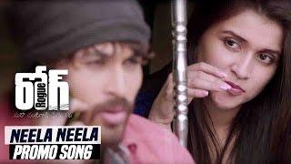 Rogue Neela Neela  Video Song Promo | Ishan | Mannara Chopra | Angela