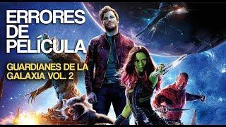 Upss: Guardianes de la Galaxia Vol. 2